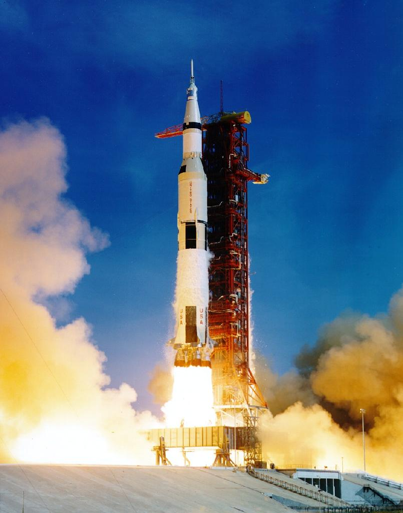 apollo 11 space race - photo #27