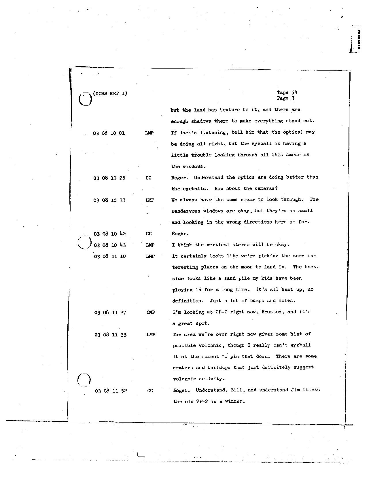 Page 428 of Apollo 8's original transcript