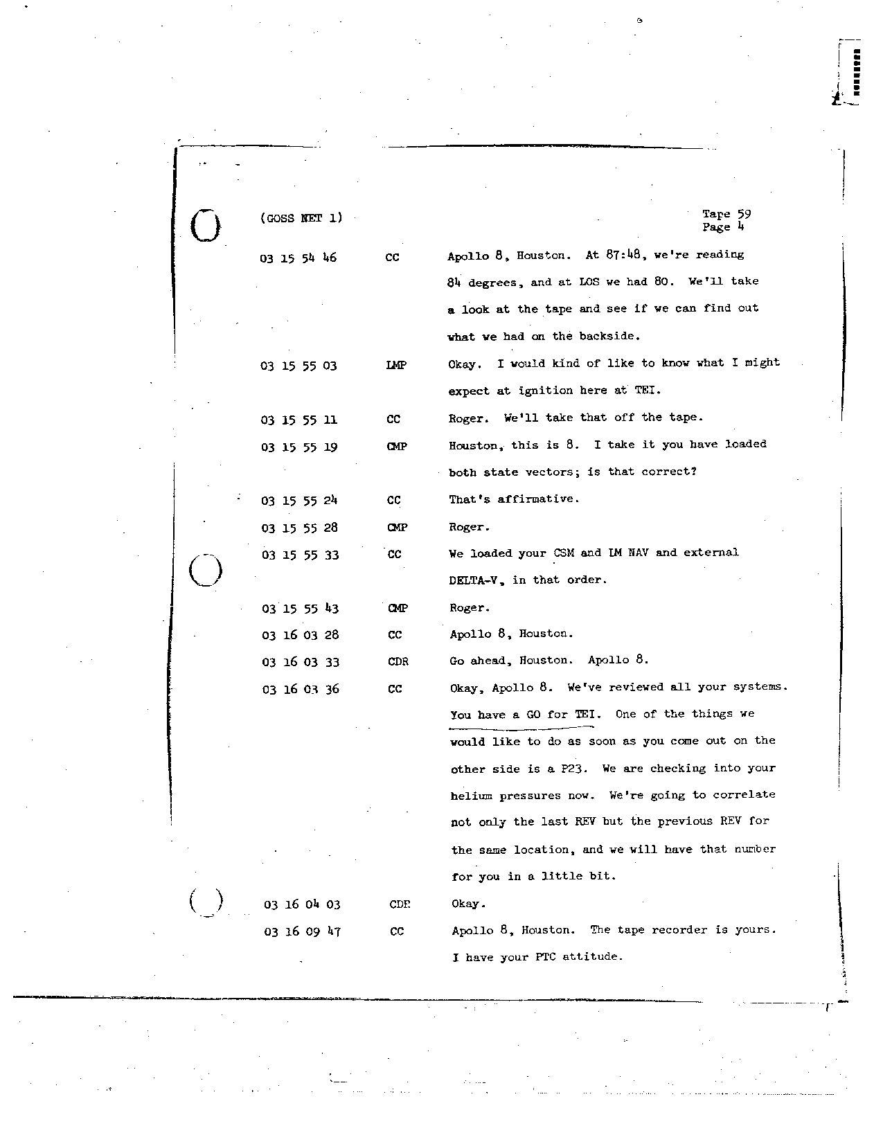 Page 473 of Apollo 8's original transcript