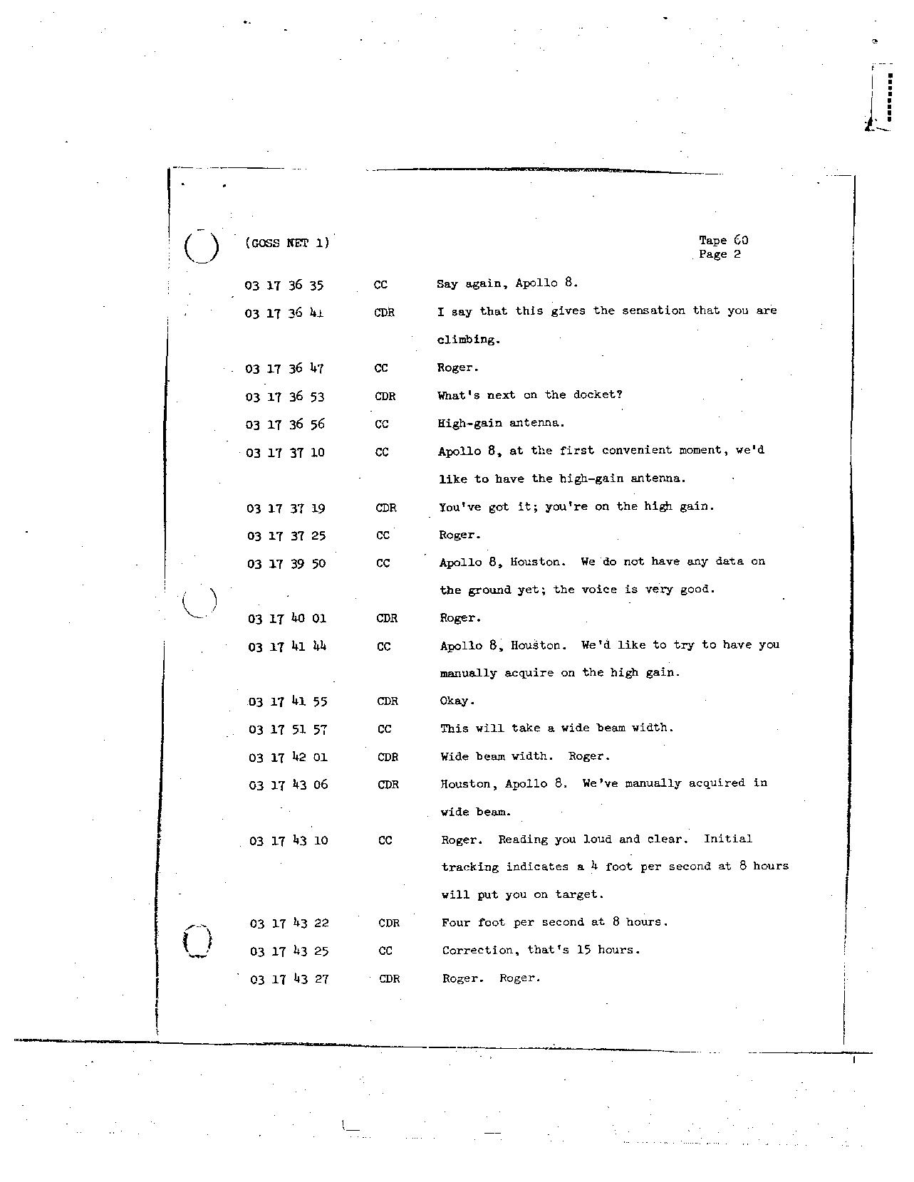 Page 477 of Apollo 8's original transcript