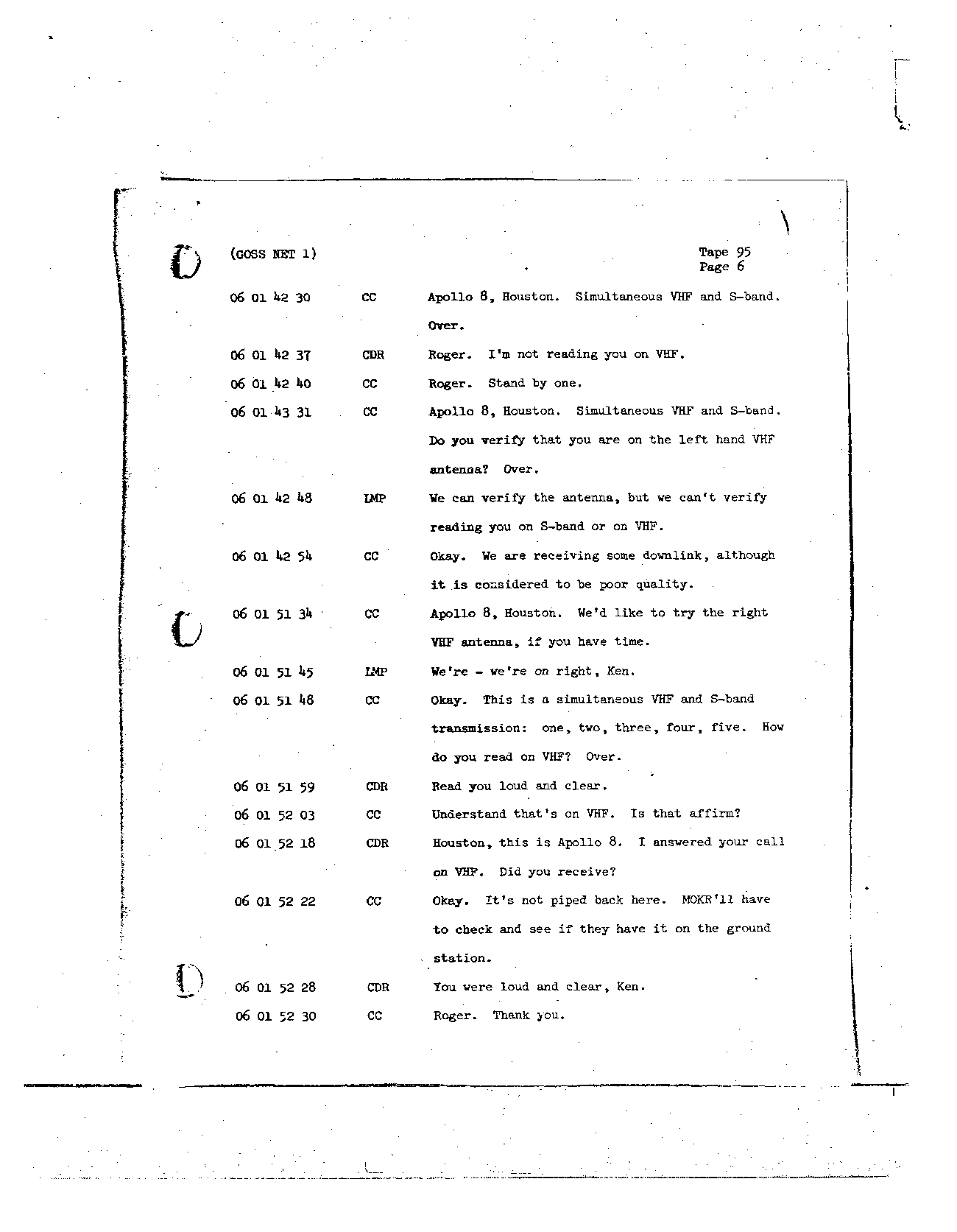Page 752 of Apollo 8's original transcript